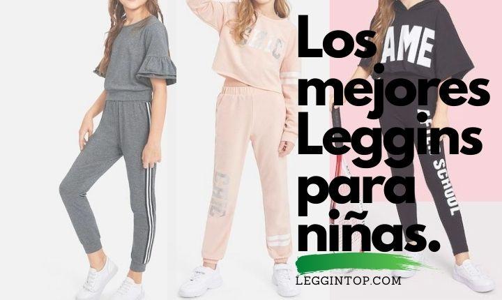 los-mejores-leggins-para-niñas