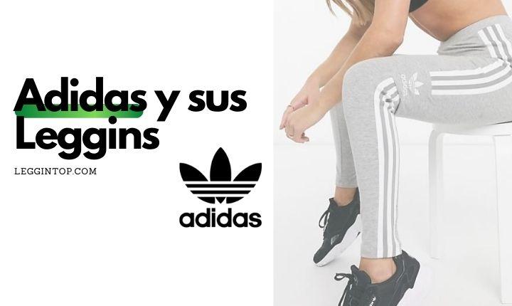 Adidas y Sus Leggins