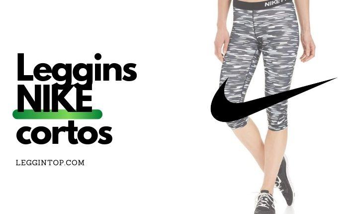 Leggins Nike Cortos