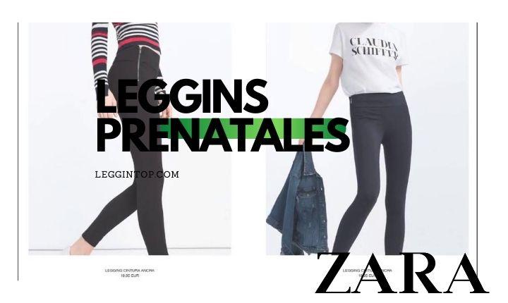 Leggins Prenatales Zara